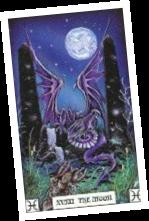 Dragon Tarot, Moon