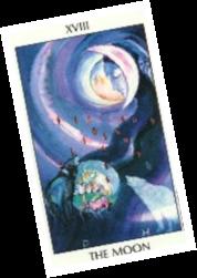 Tarot of the Spirit Moon Card